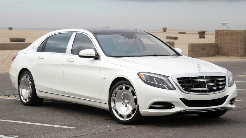 2016 mercedes maybach s600 review w video bangastang. Black Bedroom Furniture Sets. Home Design Ideas