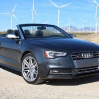 2016 Audi S5 Cabriolet Tested: Fast and Still Fabulous