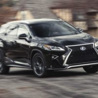 2016 Lexus RX450h F Sport AWD Tested: The Original Luxury Hybrid SUV Makes Adjustments