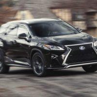 2016 Lexus RX450h F Sport AWD Tested: The Original Luxury Hybrid SUV Makes Adjustments