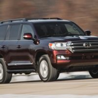 2016 Toyota Land Cruiser Tested: Change Is Relative
