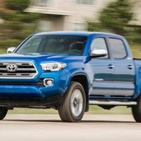 2016 Toyota Tacoma V-6 Limited 4×4 Tested: The Down-and-Dirty Taco Gets Gussied Up (Sort Of)