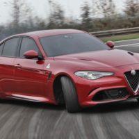 We Drive Alfa Romeo's Stunning, 505-hp Giulia Quadrifoglio!