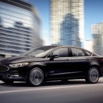 2017 Ford Fusion Energi Plug-In Hybrid – First Drive Review