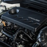 2017 Hyundai Elantra Eco turbocharged 1.4-liter engine