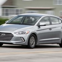 2017 Hyundai Elantra Eco First Drive: Really Rated at 40 mpg