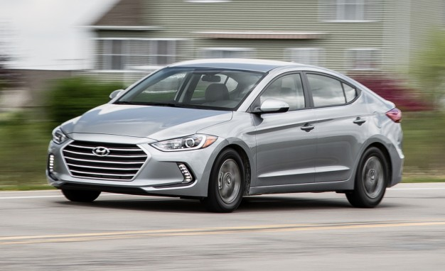 2017 Hyundai Elantra Eco First Drive Really Rated At 40 Mpg Bangastang