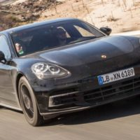 2017 Porsche Panamera First Ride: Everything's Been Redone