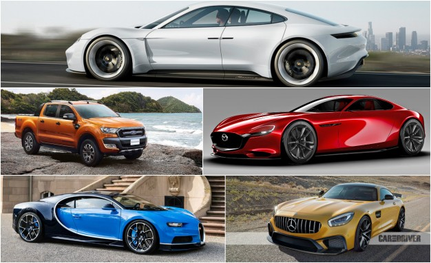 25 Cars Worth Waiting For: 2016–2020: Our Guide to the Most Compelling Vehicles Due to Arrive Over the Next Four Years