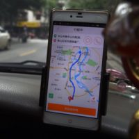 Apple takes $1 billion stake in China's main Uber competitor