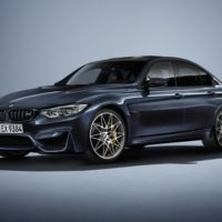 "BMW M3 ""30 Jahre M3"" Is German for ""Hey, the M3 Turns 30 This Year, Let's Make a Special Edition"""