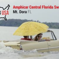 Amphicars make a splash in Central Florida | Car Club USA