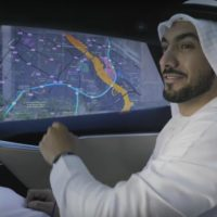 Dubai wants a quarter of car trips to be autonomous by 2030
