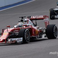 Despite early struggles, Ferrari F1 still has Mercedes in its sights