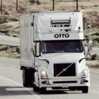Ex-Googlers found self-driving truck company called Otto