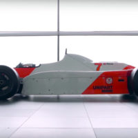 Meet the carbon-fiber F1 racer that started it all
