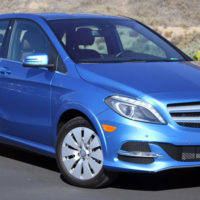 2015 Mercedes-Benz B-Class Electric Drive Review