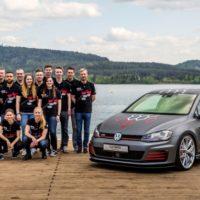 Herr Doktor Hexagon: VW Unveils Wörthersee GTI, Golf R Variant Show Cars
