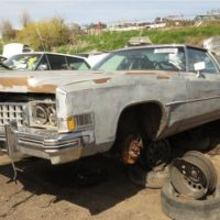 Junkyard Gem: 1973 Cadillac Eldorado