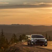 Tesla Model S sets new production EV record up Pikes Peak