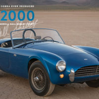 First-Ever Shelby Cobra Could Bring $10M at Auction