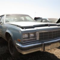 Malaise Era Junkyard Gem: 1979 Buick Electra Limited