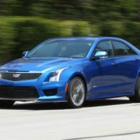 2016 Cadillac ATS-V Sedan Manual Test: A Clutch Performance