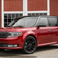 2016 Ford Flex 3.5L EcoBoost AWD Tested: Yes, Please, May We Have Another?