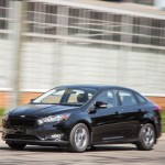2016 Ford Focus Sedan 1.0-Liter EcoBoost Automatic – Instrumented Test