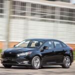 2016 Ford Focus Sedan 1.0-Liter EcoBoost Automatic – Instrumented Test