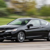 2016 Honda Accord Coupe V-6 Automatic Tested: How to Take the Edge Off the Sharpest Accord