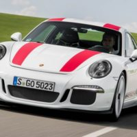 2016 Porsche 911 R First Drive: The Naked German