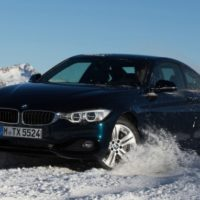 2017 BMW 4-series Gets Engine and iDrive Updates