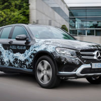 H2 Go: Mercedes Set to Launch Plug-in Fuel Cell GLC-class