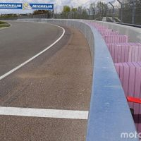 Le Mans improves safety with SAFER Barrier technology