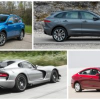 Six Highlights from May 2016 U.S. Auto Sales