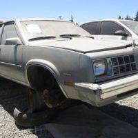 Junkyard Gem: 1984 Oldsmobile Omega Brougham