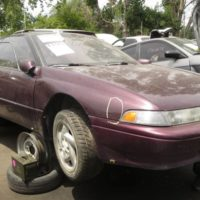 Junkyard Gem: 1992 Subaru SVX