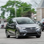 2016 Honda Fit Automatic – Instrumented Test