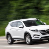 2016 Hyundai Tucson Eco Tested: More Efficient and Also Quicker