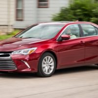 2016 Toyota Camry Quick-Take Review: Good Enough Sells Well