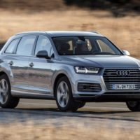 2017 Audi Q7 e-tron: Green Cred for a Diesel?