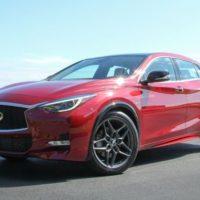 2017 Infiniti QX30 Sport Driven: The Euro-Hatch Version