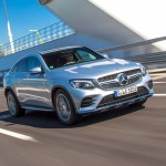 2017 Mercedes-Benz GLC coupe – First Drive Review