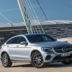 2017 Mercedes-Benz GLC300 4MATIC coupe