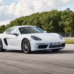 2017 Porsche 718 Cayman – First Drive Review