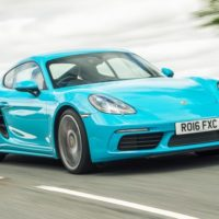 2017 Porsche 718 Cayman S Driven: Don't Fear the Future