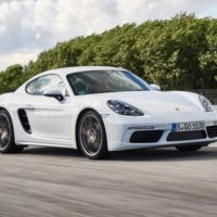 2017 Porsche Cayman Driven: Now, Finally, a Worthy Alternative to the S