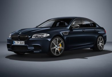 Europe-Only BMW M5 Competition Edition: A Rare Special (and Likely Final) Edition