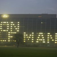 Ford to celebrate Le Mans victory by lighting up HQ